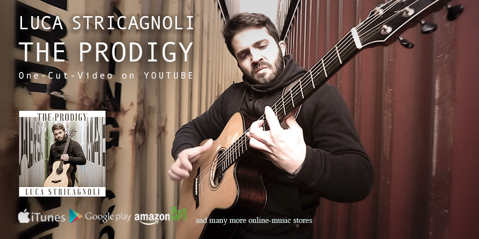 Luca Stricagnoli the Prodigy